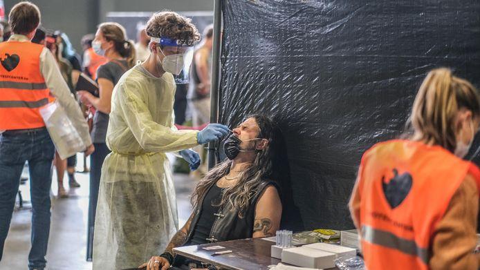Kortrijk Alcatraz Test Center