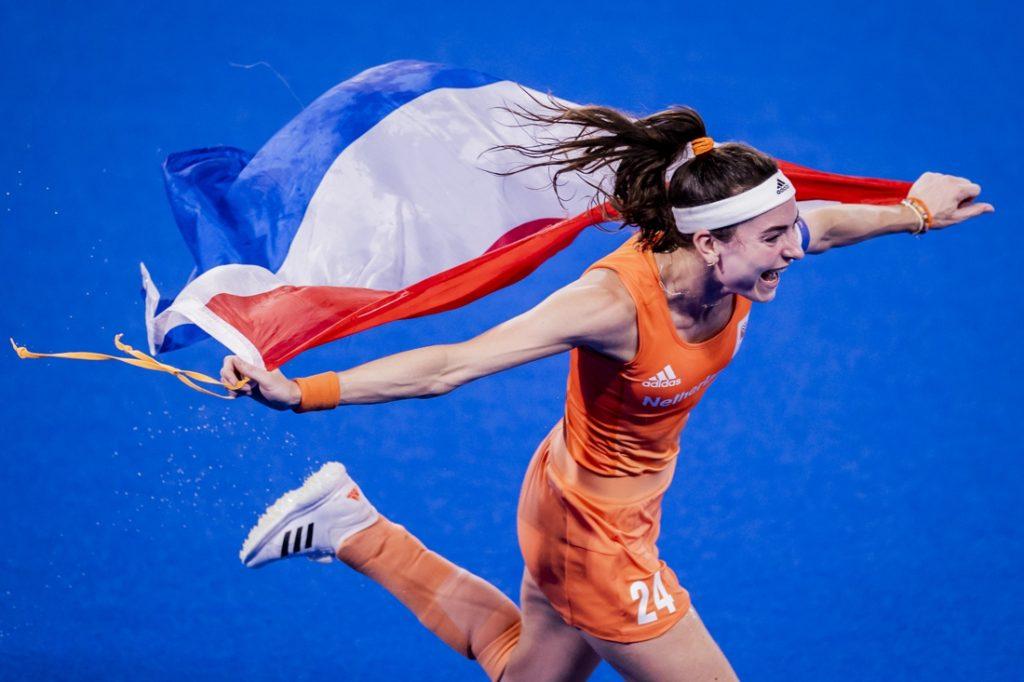 Medaillespiegel: Nederland zevende, Amerika passeert China nog op laatste dag