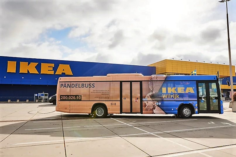 IKEA Wilrijk offers a free shuttle bus service to and from Antwerp ... (Antwerp)