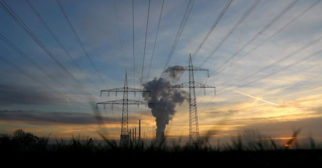 Germany has unprecedented growth in greenhouse gas emissions