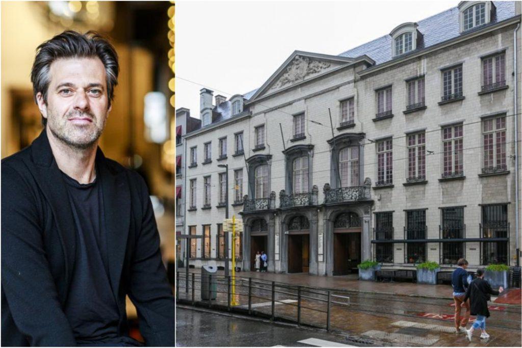 Sergio Hermann has opened another business in Antwerp (Antwerp)