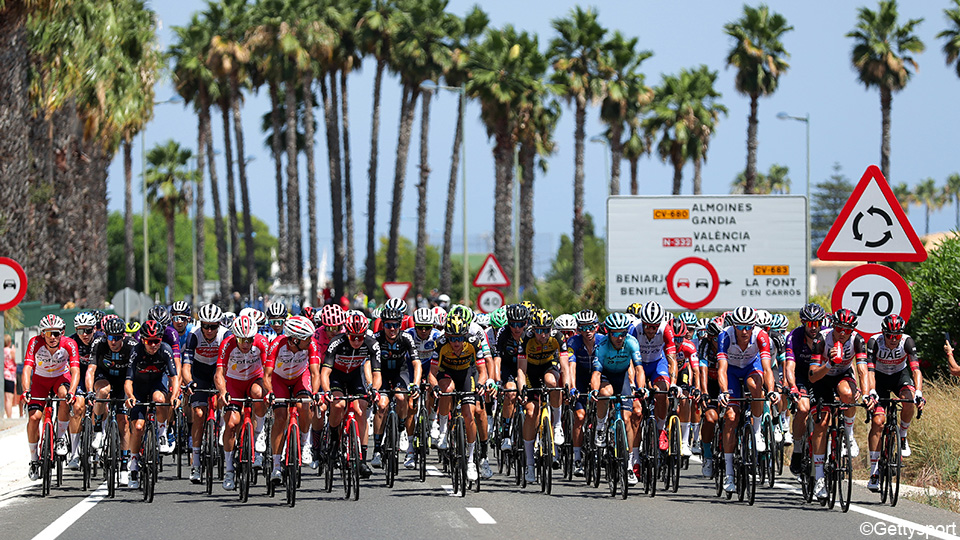 LIVE Vuelta: Leading large-scale collection with Belgians, Jan Polanc aims for red |  Vuelta a Espana 2021