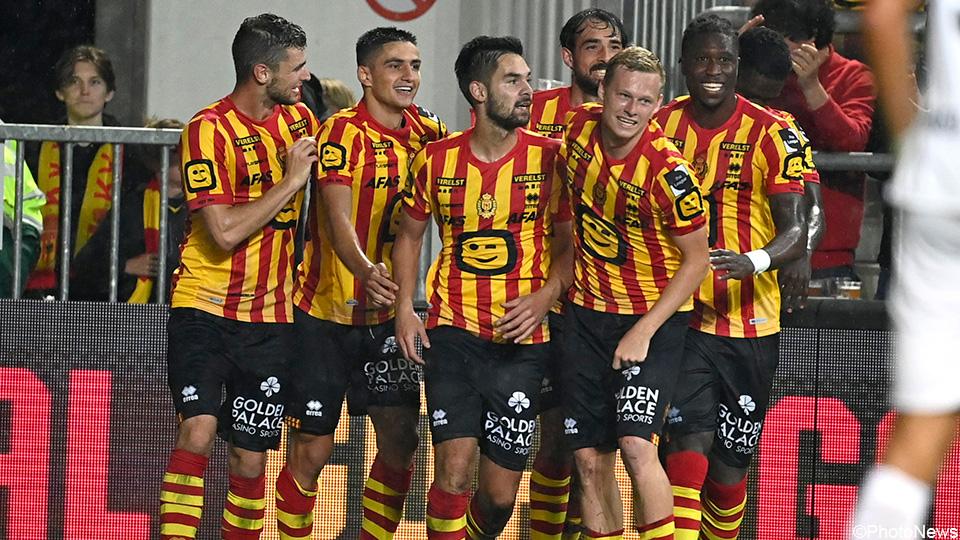 KV Mechelen keeps Union on top, Vanzeir scores after 11 seconds |  Jupiler Pro League 2021/2022