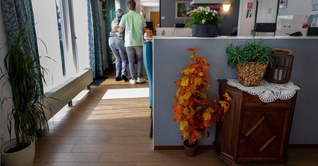 Visiting or not remains a dilemma in some nursing homes