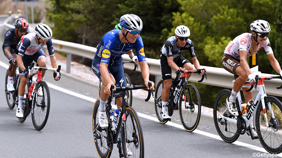 LIVE Vuelta: 31 passengers abandon the peloton and 4 Belgians with us    Vuelta a Espana 2021