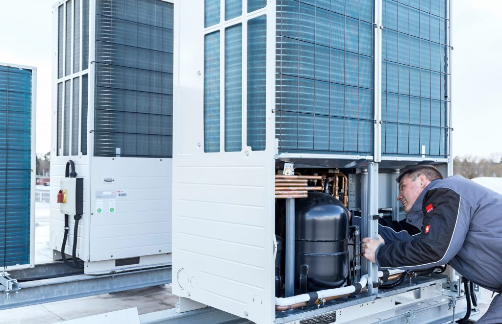 The evolution of VRF systems: these are the latest technical developments