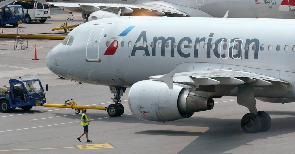 The United States uses commercial airlines for emissions