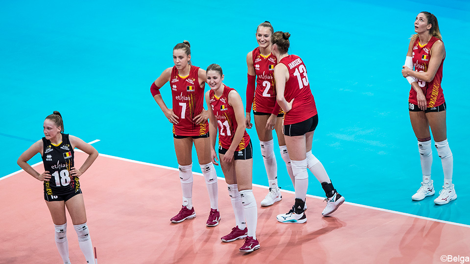 The Yellow Tigers cannot risk against Italy in the 1/8 finals of the European Championship |  European Volleyball Championship