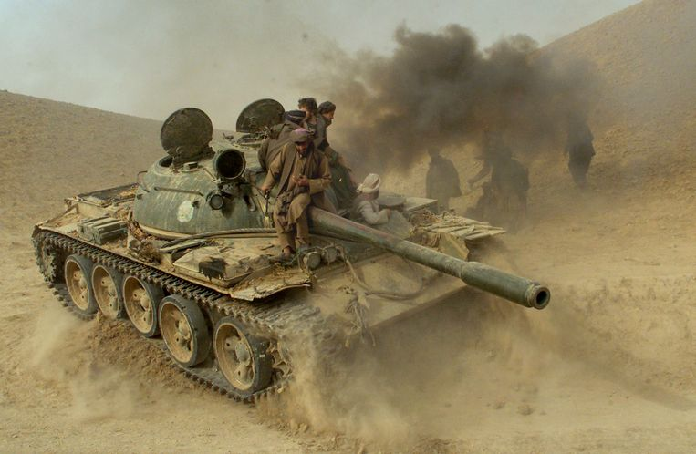 Afghan resistance fighters recapture three districts from Taliban