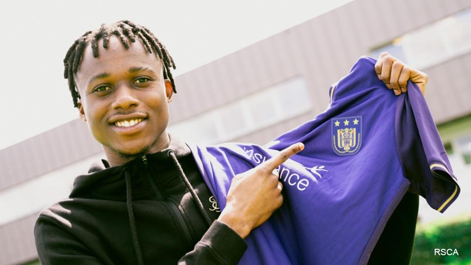 Anderlecht strengthens the lead with Fiorentina striker Christian Cowame |  Jupiler Pro League