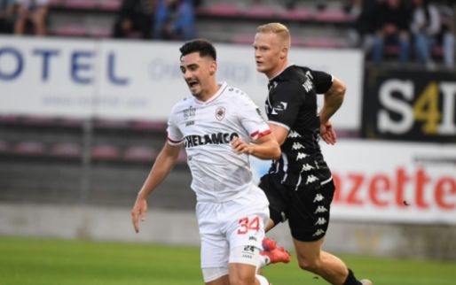 Antwerp lose points while visiting Charleroi