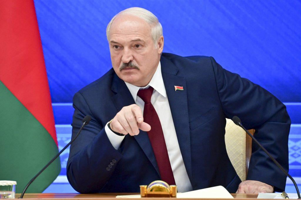 Voormalige presidentskandidaat Wit-Rusland gevangengenomen