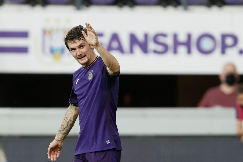 """Benito Raman na Europese zege van Anderlecht: """"Kan een van de beste spelers van de competitie worden"""""""