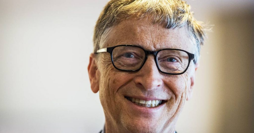 Bill Gates is ready to invest billions in the US infrastructure plan    abroad
