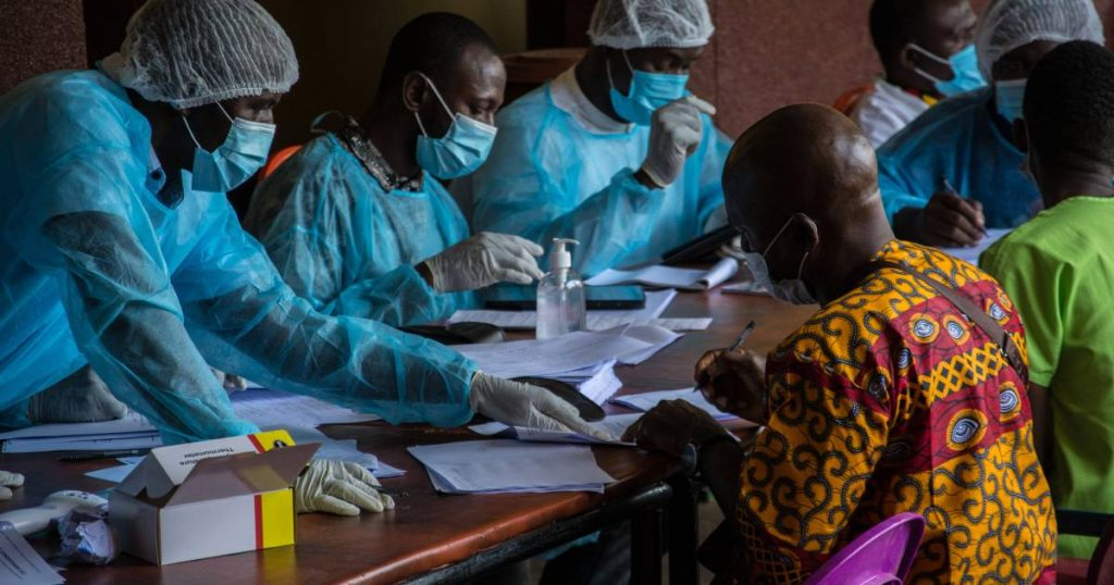 Ebola returns to Ivory Coast after 25 years    abroad