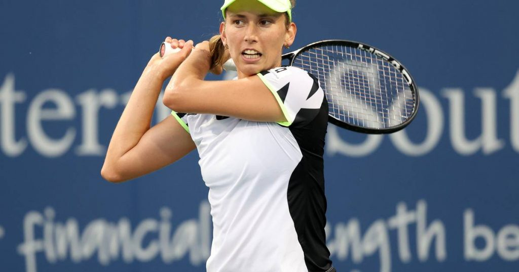 Elise Mertens on the mend after disappointing weeks: 'It feels good'    Tennis