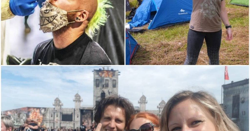 First stop at the test center, then head to the festival plaza: Alcatraz welcomes 30,000 visitors this weekend |  Kortrijk