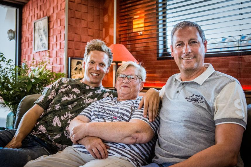 Geert Verholst and James Cook mourn Chef Annie from 'Ger...