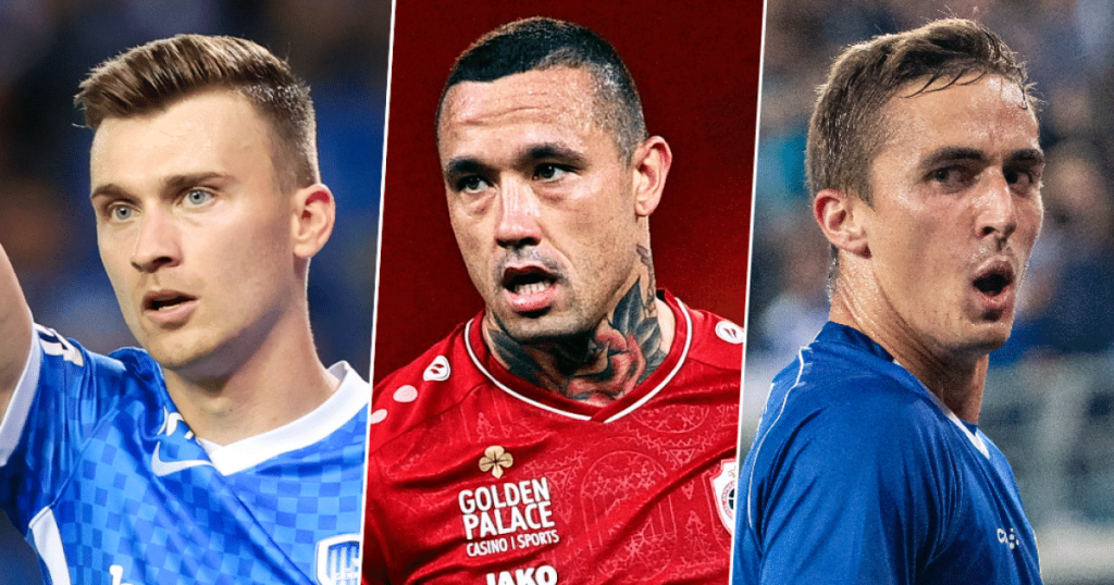 Genk meet West Ham and Dinamo Zagreb, Antwerp have to go to Olympiacos and Frankfurt in the Europa League - Ghent in the Conference League against Partizan and Flora Tallinn |  2 out of 3 for Belgian teams in Europe