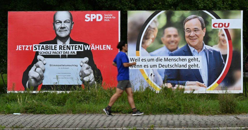 German Social Democrats outperform CDU/CSU in poll    News