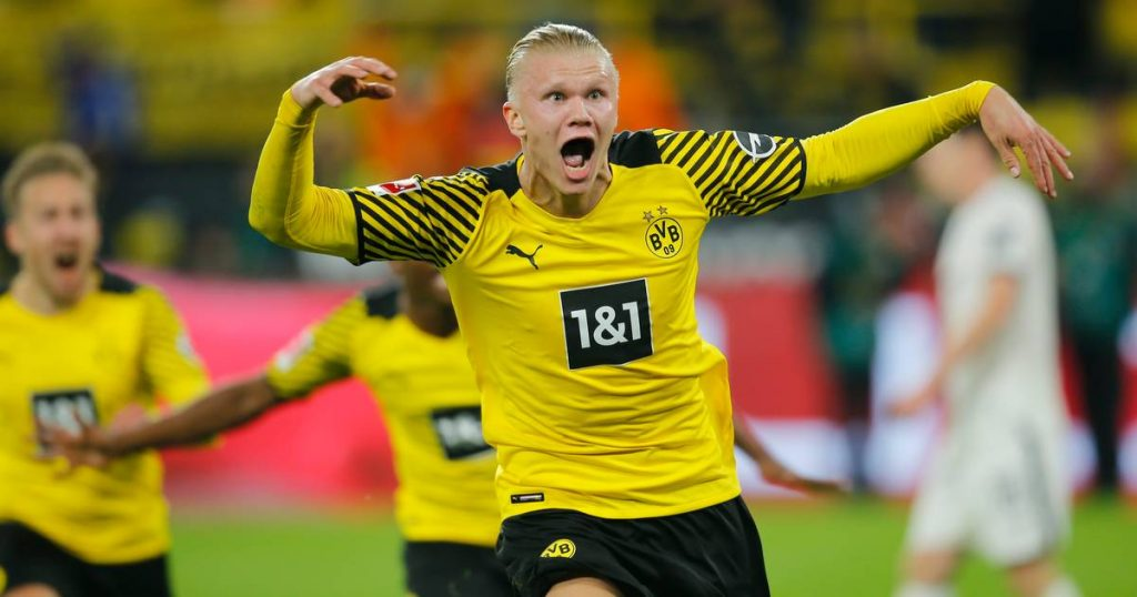 Great parting gift from Haaland?  The Norwegian striker gives Dortmund a victory over Hoffenheim in the final stage |  sports