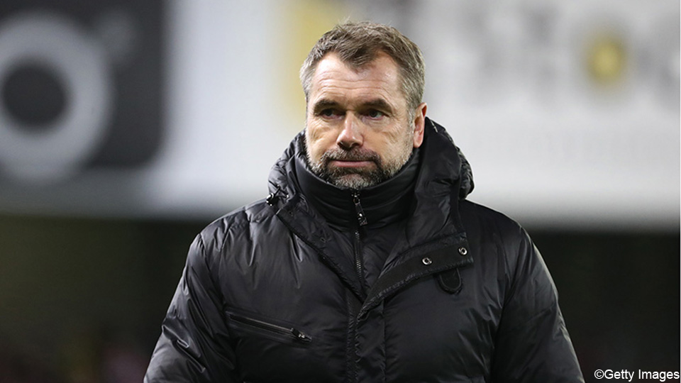 """Hollerbach, coach of STV: """"Why would I put Covers first? Because I have no one else"""" 