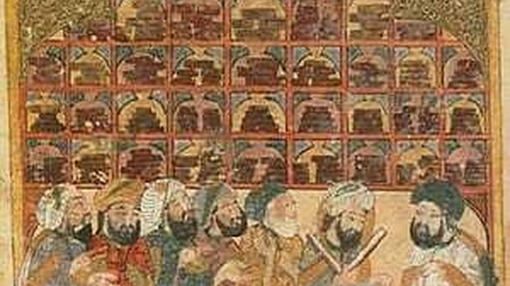 How did the Arab influence on science disappear from our history books?