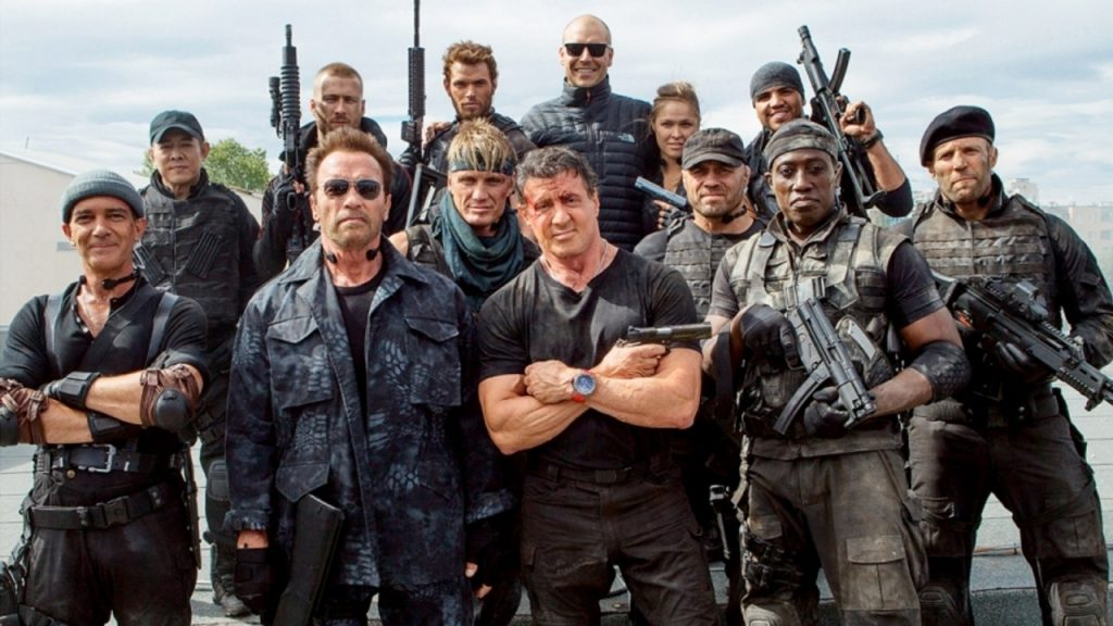 It's official: The Expendables 4 has been announced with Megan Fox