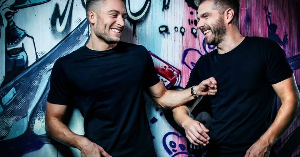 Kobe Ilsen and Viktor Verhulst as DJ in Studio 100 'Rewind Party': 'It's going to be a big party' |  Music