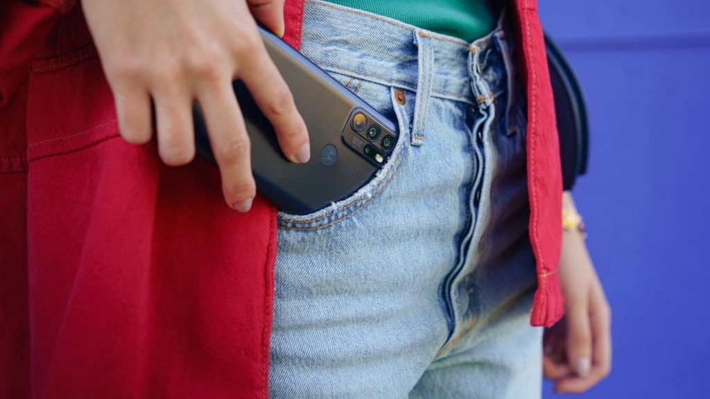 Motorola gives the budget phone a super fast charge