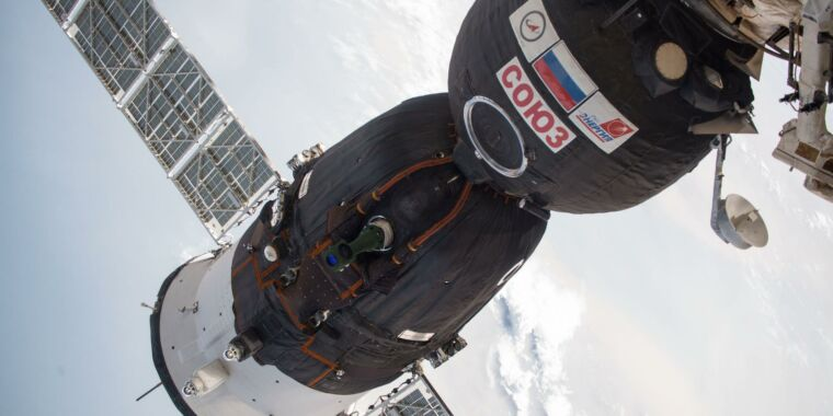NASA helps an astronaut after blazing Russian accusations