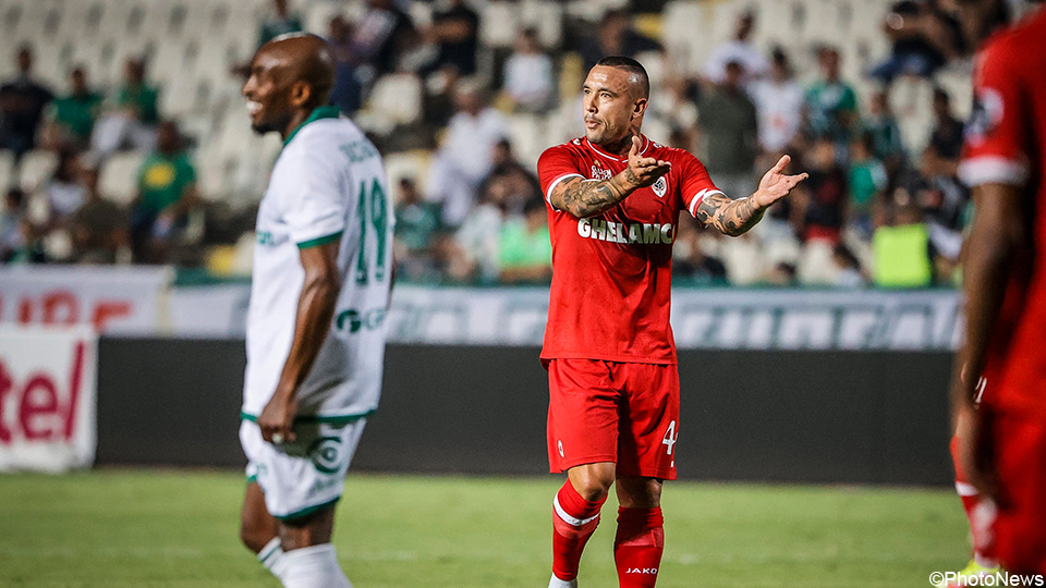 Nicosia punish Antwerp defensive mistakes, Nainggolan makes his debut |  European League 2021/2022
