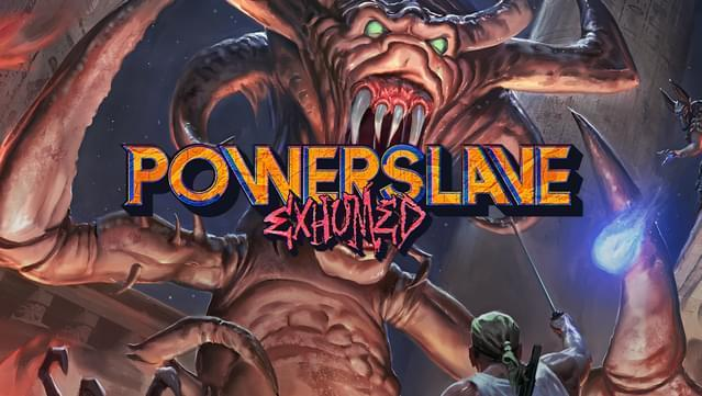 Nightdive Studios is bringing back the cult shooter with an extracted PowerSlave port
