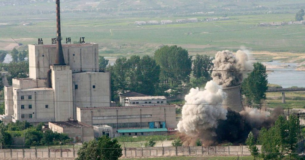 Nuclear agency sees new activity at North Korean nuclear reactor |  Abroad