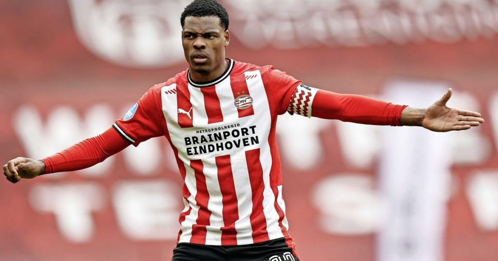 Official: Denzel Dumfries has a dream of moving to Inter |  football