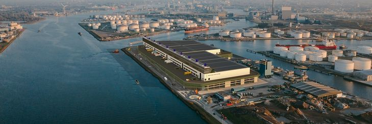 Selling Amsterdam Logistic Cityhub is the biggest logistics real estate deal ever