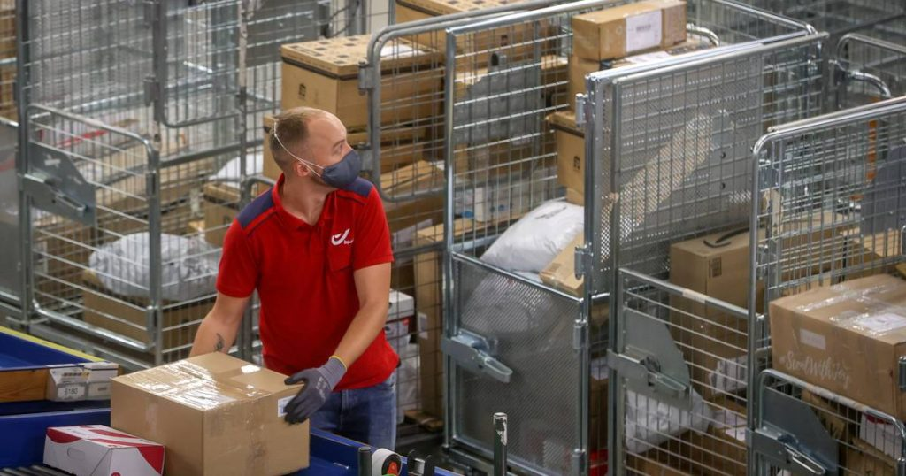 Significant delays for non-EU parcels due to new VAT rules    consumer