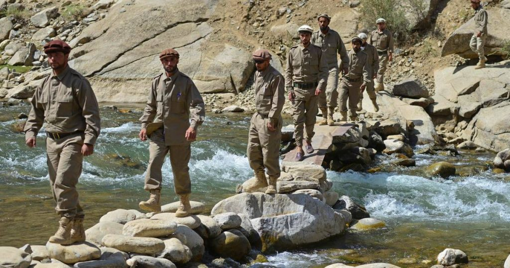 Taliban says it has sent hundreds of fighters to the rebellious Panjshir Valley |  Abroad