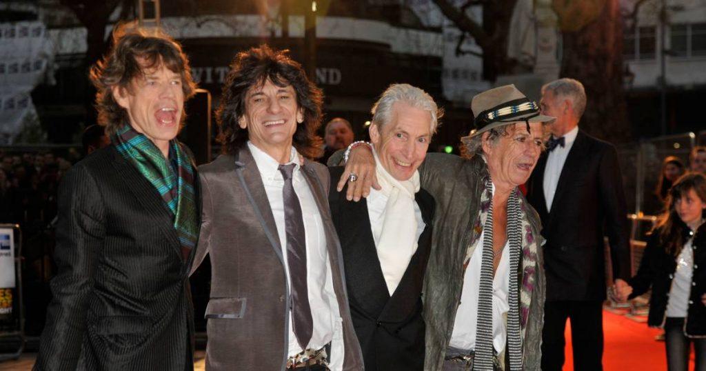 The Rolling Stones honor Charlie Watts on social media |  showbiz