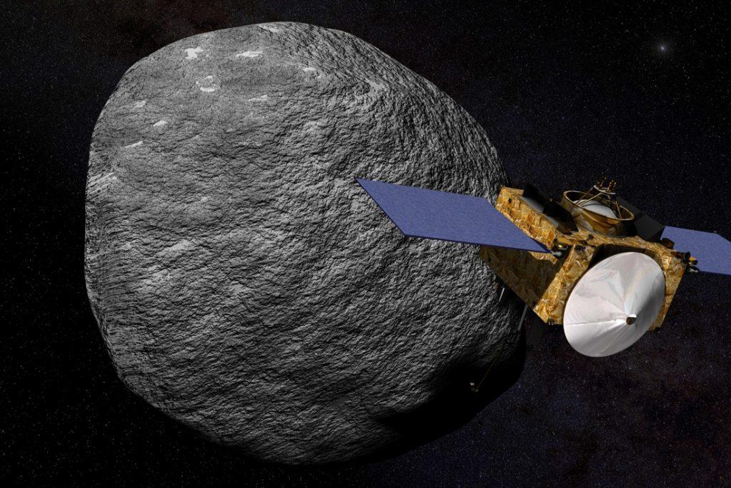 Kans dat asteroïde Bennu botst met de aarde groter dan gedacht (maar toch hoef je je geen zorgen te maken)