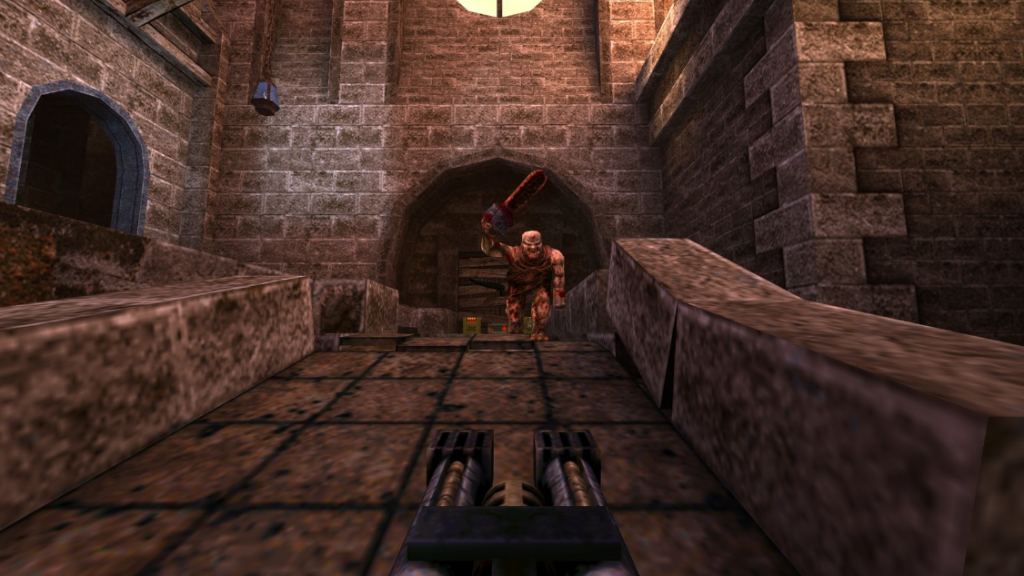 The classic Quake is getting a little paint for a birthday