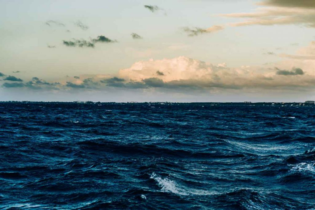 The upper part of our oceans threatens to change forever