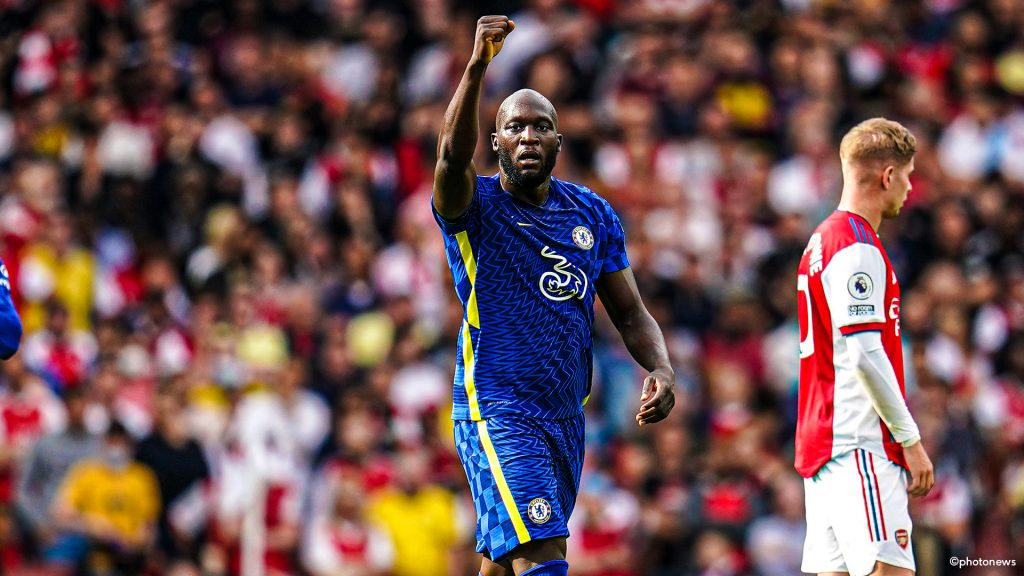 """Transformed Filip Joos Lukaku saw in the ordination of dreams: """"You can only say Wow""""    Premier League"""