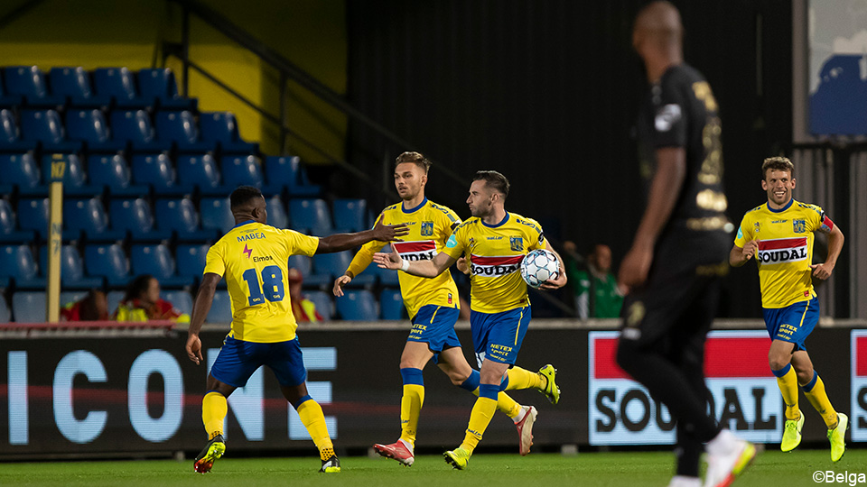 Westerlo sells Lierse's first defeat and takes the lead in 1B |  1B Pro League 2021/2022