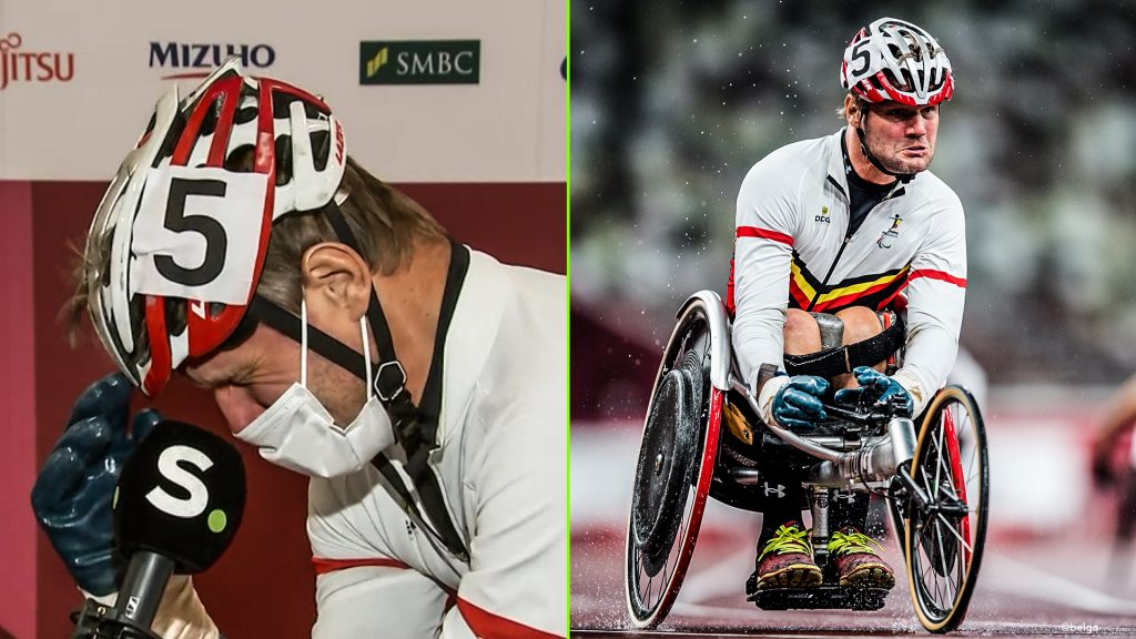 Flat tires and a broken tire: a rival Genin seat ruins the gold race |  Games for people with special needs