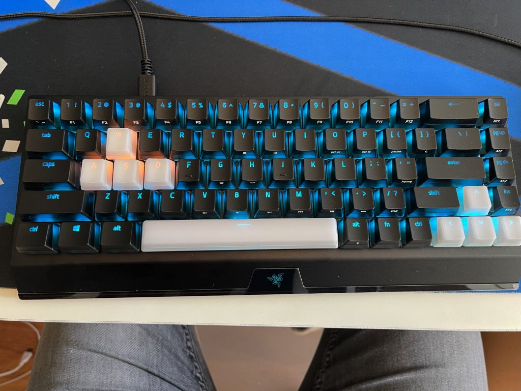 Razer gaming keyboard upgrade has arrived