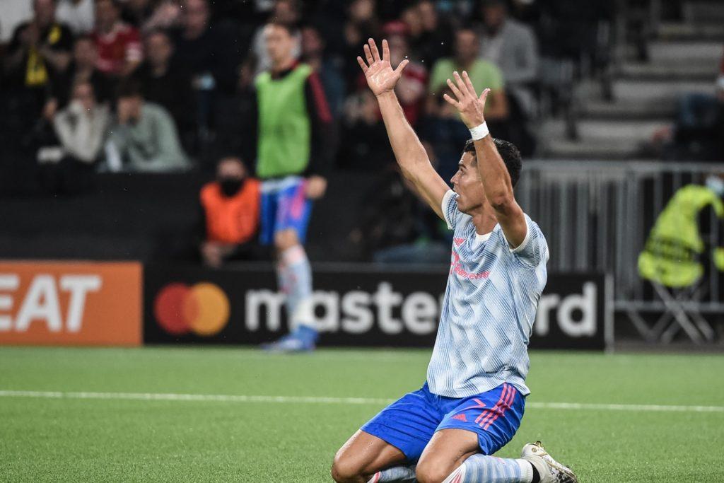 CHAMPIONS LEAGUE. Man United gaat ondanks goal Ronaldo pijnlijk onderuit, Wolfsburg-Belgen slepen gelijkspel uit de brand