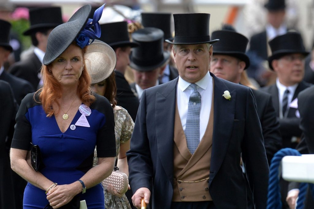Prince Andrew wants to marry his ex-wife Sarah Ferguson