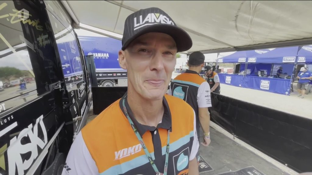 Liam Everts satisfied after first race in MX2: 'We can build on this' |  motocross