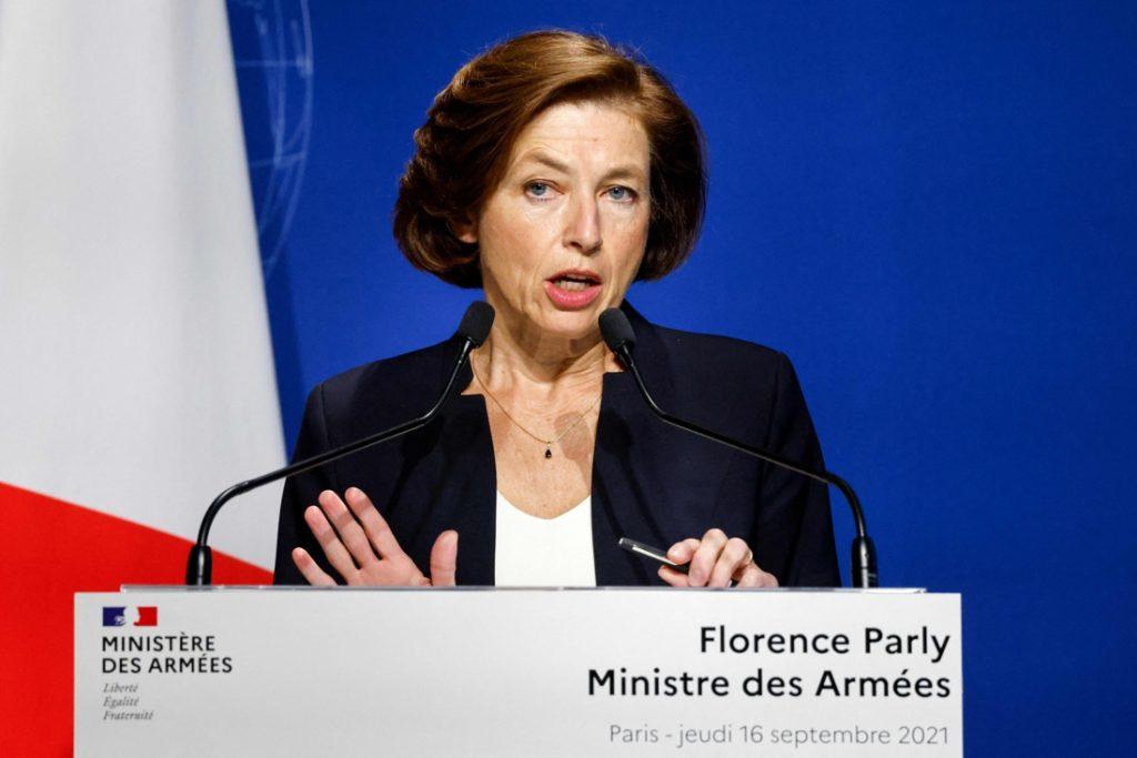 Frankrijk zegt ontmoeting met Britse defensieminister af na duikbootaffaire